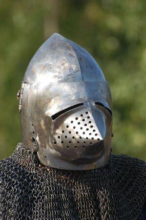 reenacting: warrior