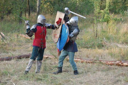 reenacting: tournament