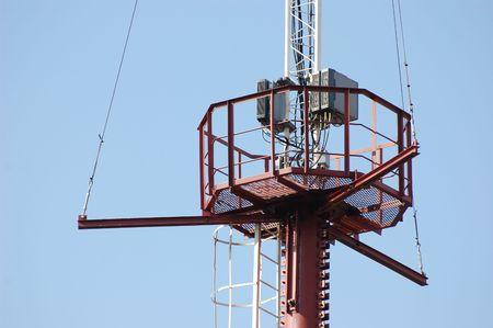 Cellular Transmitter in Kiev,Ukraine photo