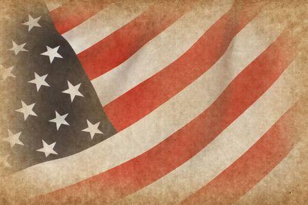 American Flag Фото со стока - 7504376
