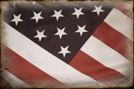 American Flag  Stock Photo - 7504659