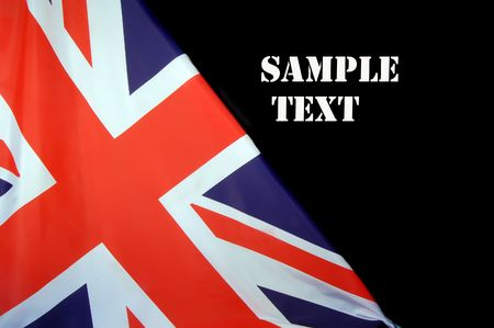 British Flag  Stock Photo - 7503391