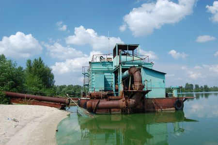 environmentalline: Abandoned vessel. Lost city. Near Chernobyl area. Modern ruins. Ukraine. Kiev region