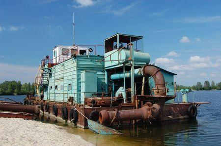 environmentalline: Abandoned vessel. Lost city. Near Chernobyl area. Modern ruins. Ukraine. Kiev region