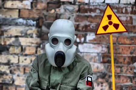 HDR.Nuclear tourist