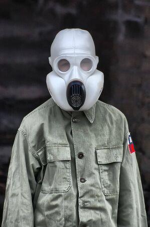HDR.Nuclear tourist  photo