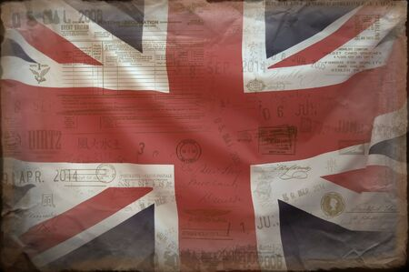 British Flag Stock Photo - 7515697