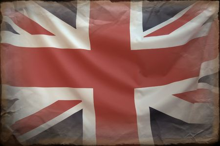 British Flag Stock Photo - 7515681