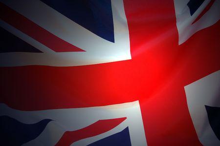 British Flag  photo