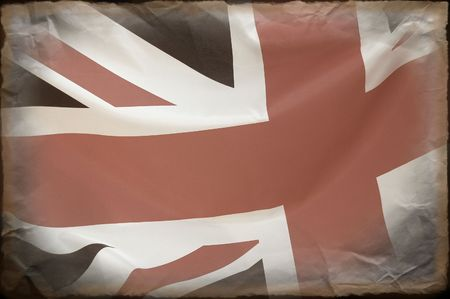 British Flag Stock Photo - 7515694