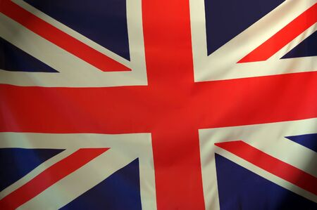 British Flag  photo