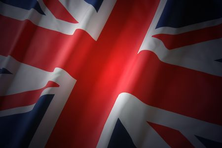 British Flag Stock Photo - 7515658