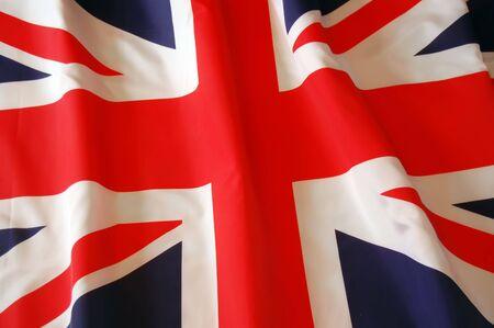 bandera inglaterra: Bandera brit�nica  Foto de archivo