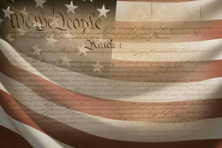 American Flag Фото со стока - 7515724