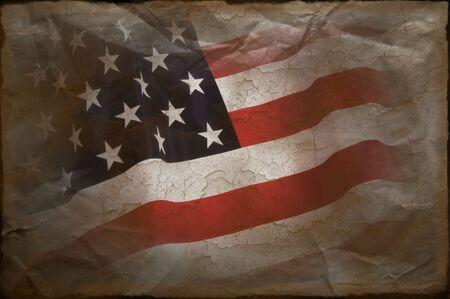 American Flag  Stock Photo - 7515691