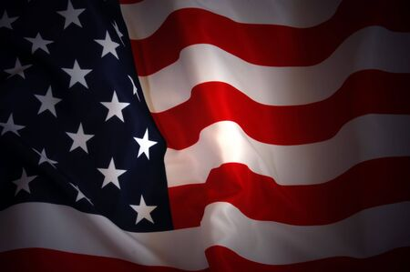 American Flag  Stock Photo - 7515662
