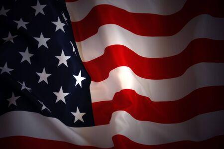 American Flag Stock Photo - 7515662