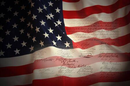 American Flag Stock Photo - 7515690