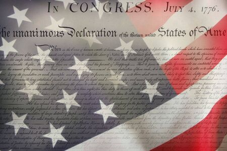 American Flag Stock Photo - 7515773