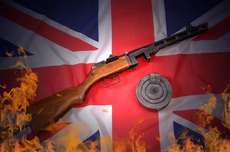 British Flag  Stock Photo - 7532034