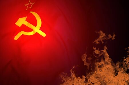 soviet flag: Soviet Flag