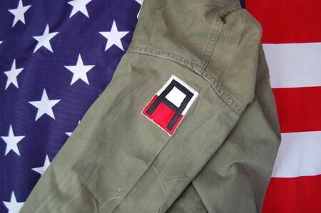 US uniform Stock Photo - 7532112