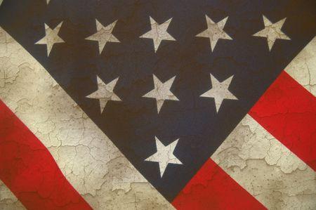 American Flag Stock Photo - 7532129