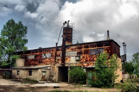 失われた都市。チェルノブイリ近郊。ウクライナ キエフ地域 写真素材 - 7532254