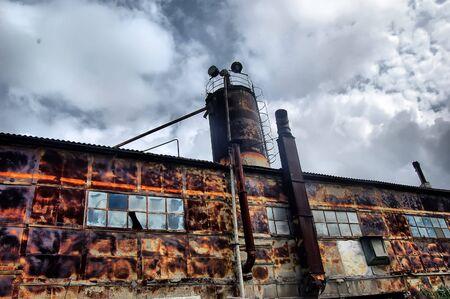 Lost city.Near Chernobyl area.Kiev region,Ukraine Stock Photo - 7532100