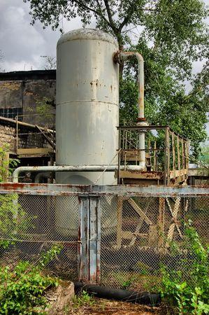 Lost city.Near Chernobyl area.Kiev region,Ukraine Stock Photo - 7527567
