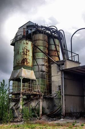 Lost city.Near Chernobyl area.Kiev region,Ukraine Stock Photo - 7532118