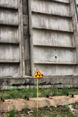 Lost city.Near Chernobyl area.Kiev region,Ukraine Stock Photo - 7527620