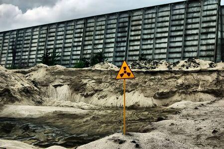 Lost city.Near Chernobyl area.Kiev region,Ukraine  Stock Photo - 7532253