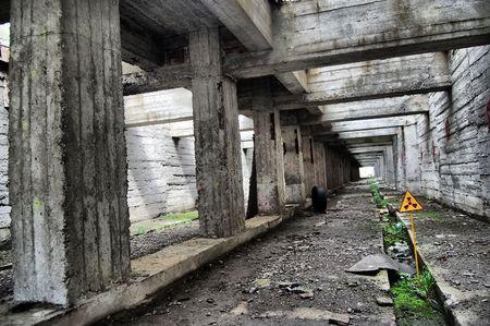 Lost city.Near Chernobyl area.Kiev region,Ukraine Stock Photo - 7532313