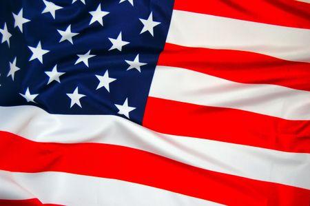 drapeaux am�ricain: American Flag comme arri�re-plan pour clip-art.