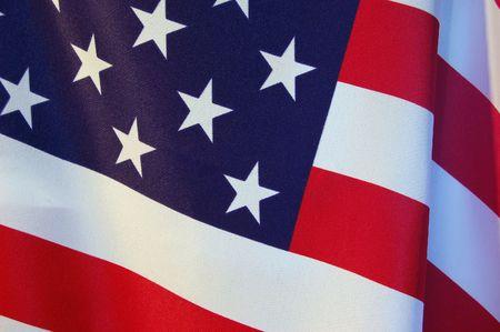 American Flag Stock Photo - 7605247