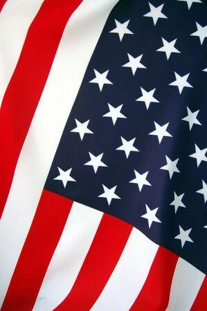 American Flag  Stock Photo - 7605191