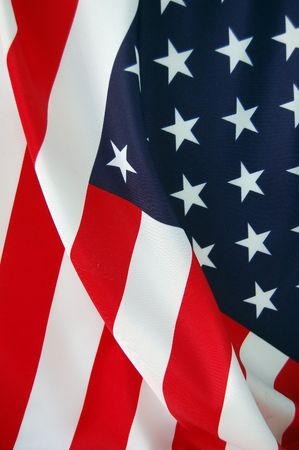 アメリカの国旗 写真素材 - 7605207