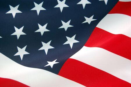 American Flag Stock Photo - 7605172