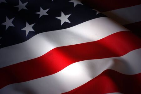 American Flag  Stock Photo - 7605161