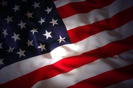 アメリカの国旗 写真素材 - 7605157