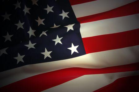 アメリカの国旗 写真素材 - 7697393