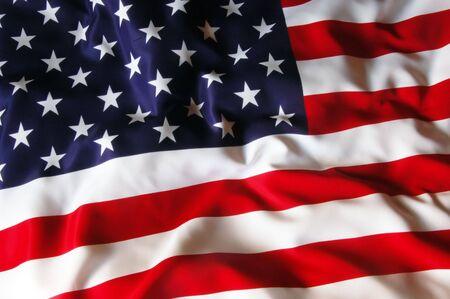 アメリカの国旗 写真素材 - 7697400