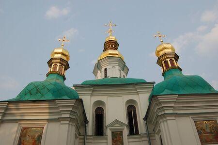 Kiev-Pechersk Lavra monastery in Kiev. Ukraine (Malorussia) Stock Photo - 7697453