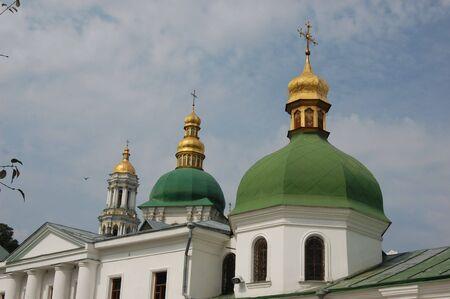 Kiev-Pechersk Lavra monastery in Kiev. Ukraine (Malorussia)  photo