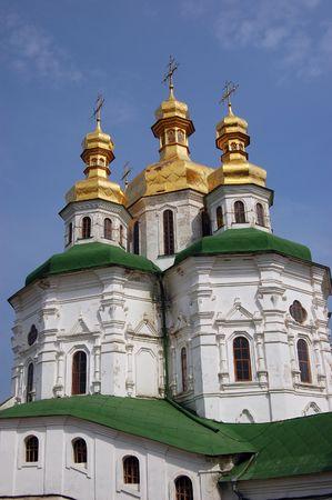 Kiev-Pechersk Lavra monastery in Kiev. Ukraine (Malorussia)  Stock Photo - 7697598
