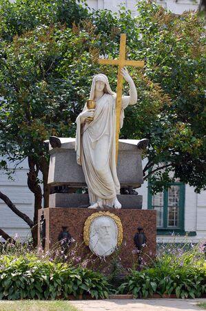 Tombstone.Kiev-Pechersk Lavra monastery in Kiev. Ukraine (Malorussia) Stock Photo - 7697771