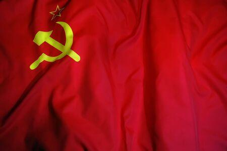 bandera de rusia: Bandera sovi�tica