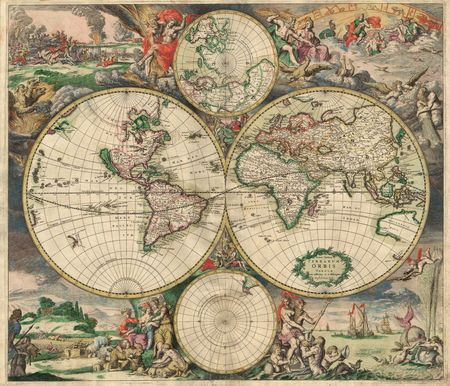 rękopis: Stare mapÄ™