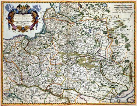 yesteryear: Viejo mapa